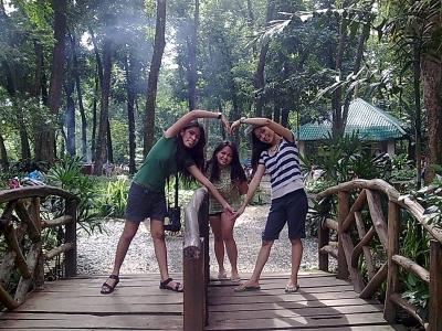 Sister's bday at the park