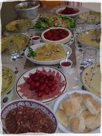 My Birthday Breakfast Feast