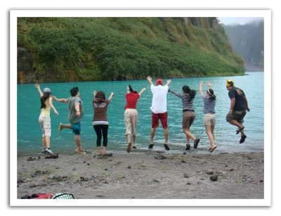 Pinatubo Earth Day