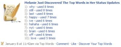 Top Words